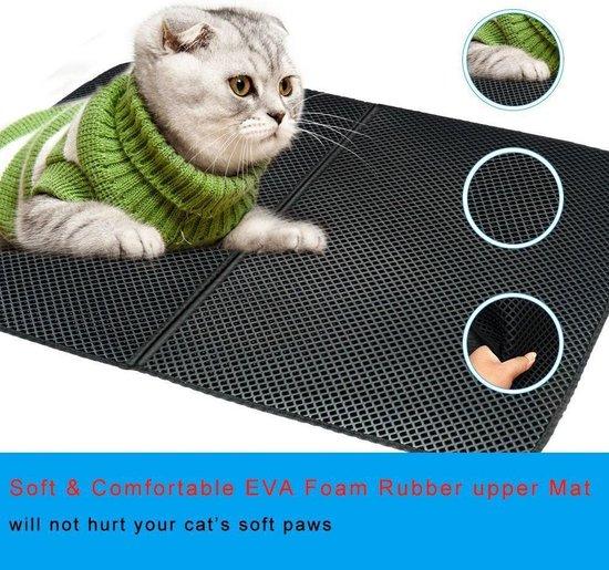 Kattenbakmat - Grit Opvanger - 30 x 45