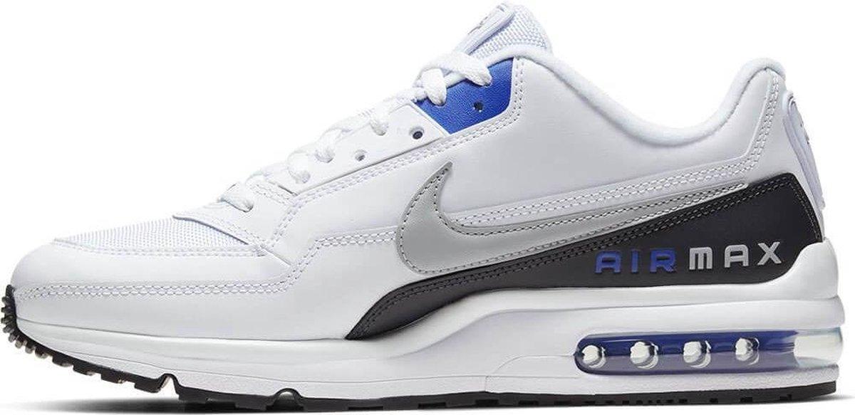 Nike air max LTD 3 Heren Sneakers Maat 45.5 Mannen wit zwart blauw