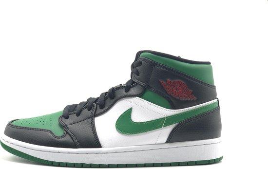 Air Jordan 1 MID (Pine Green) - Maat 48.5