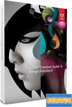 Adobe CS6 Creative Suite 6 Design Standard Windows