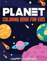 Planet Coloring Book