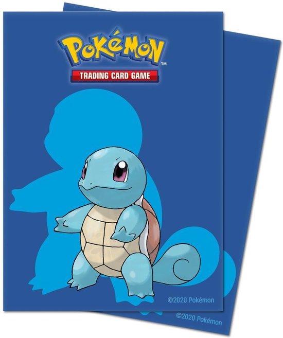 Afbeelding van het spel Pokemon TCG Squirtle Deck Protector Sleeves