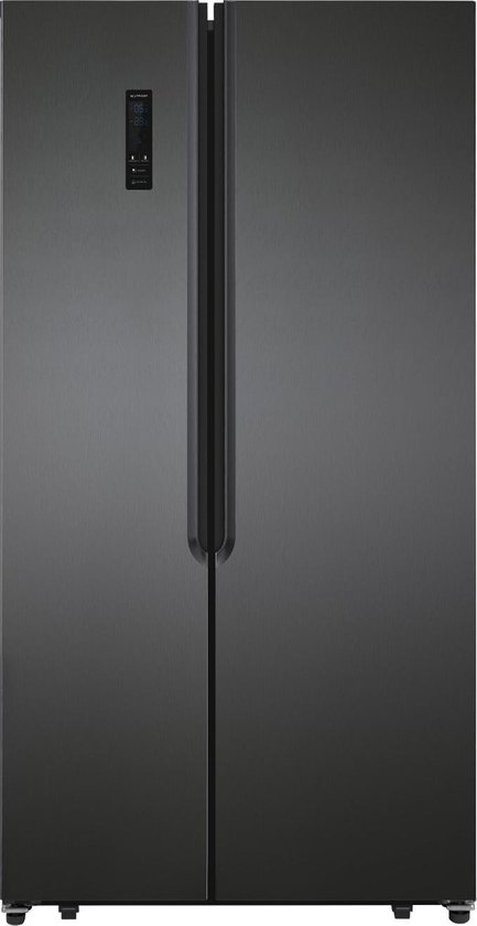 Koelkast: Exquisit SBS110-4XA+ID - Amerikaanse koelkast, van het merk Exquisit