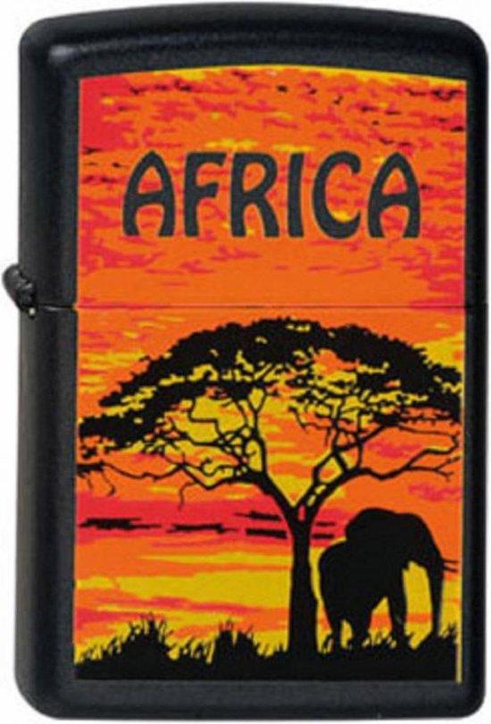 Aansteker Zippo Africa Elephant