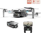 LUXWALLET LIBRA PRO - 12KM/h - 230 Gram - VR Functie - WiFi GPS 6K Drone - 5Ghz Vlucht - 1200 Meter Afstand + 2x Accu