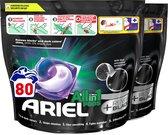 Ariel All in 1 Wasmiddel Pods + Revitablack Zwart - 2x40 Wasbeurten - Voordeelverpakking