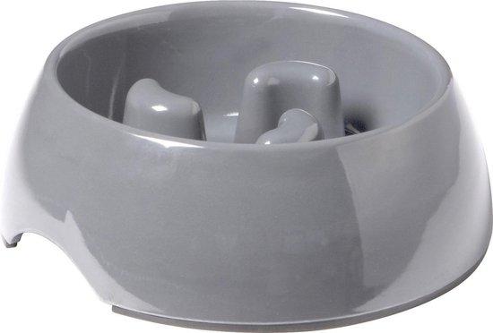 Adori Anti-Schrok Voerbak 400ml - Grijs - ø17,5 cm - M