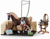 Schleich Horse Club - Emily en Luna - Paarden Speelgoed Meisjes (42438)