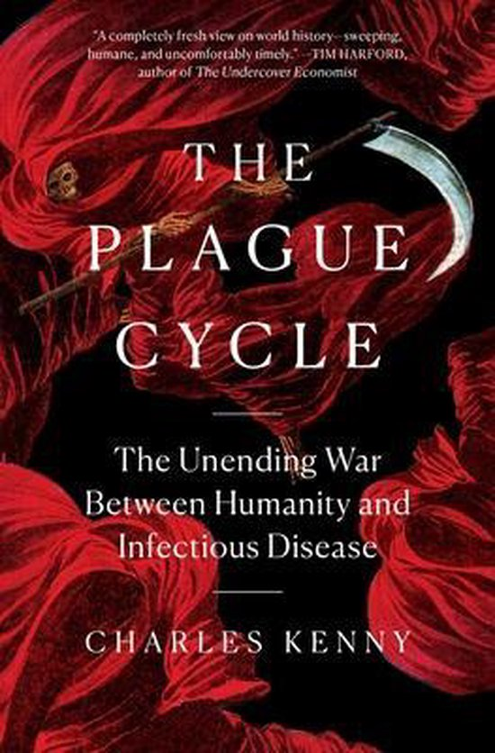 Boek cover The Plague Cycle van Charles Kenny (Paperback)