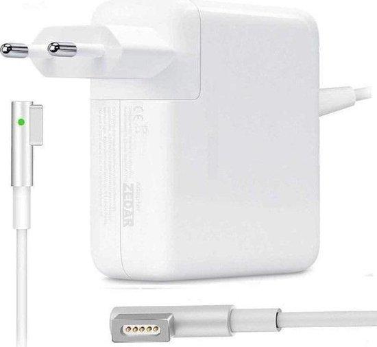 """MacBook Pro oplader (Magsafe 1 85w)   A1343, A1222, A1290, A1172 MacBook Pro 15""""/17"""" Adapter 85 watt van Zedar®"""