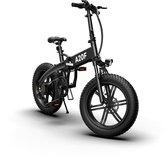 ADO A20F - E Bike - Elektrische Fatbike - 20 Inch - Max. 25km/h - 500W - 10.4AH - Shimano 7 Speed