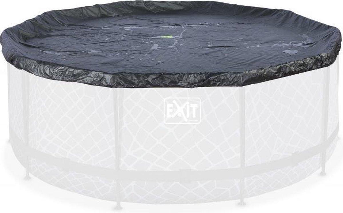 EXIT Premium Afdekhoes - Frame Zwembad - 488 cm