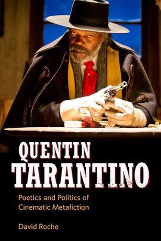 Boek cover Quentin Tarantino van David Roche (Paperback)
