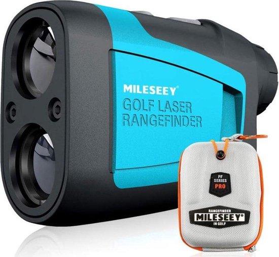 Rangefinder Afstandsmeter Tot 600 M Golfset Accessoires Heren en Dames - Golfballen - Inclusief Luxe Opbergtas - Nouchy®️