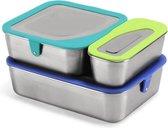 Klean Kanteen RVS Lunchbox Set