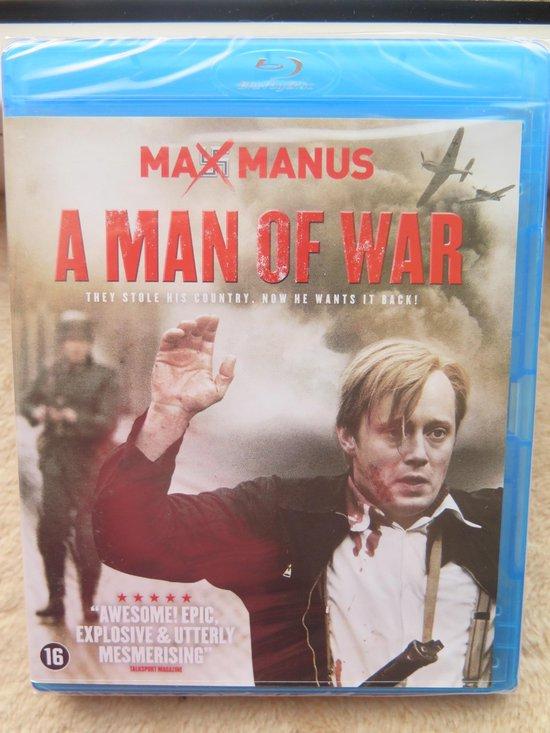 Cover van de film 'A Man Of War: Max Manus'