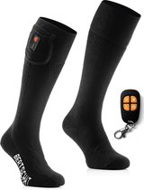 Verwarmde Sokken PRO | 39-41 | Groot verwarmingselement - USB-oplaadbaar