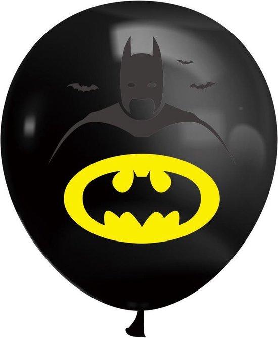 Batman Ballonnen - set van 6