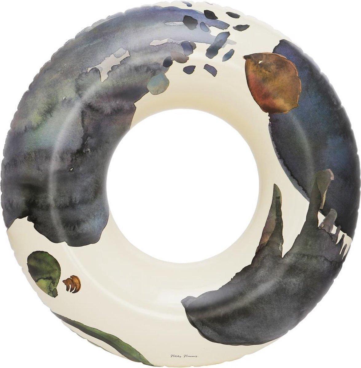 Petites Pommes Zwemring Celine Grand Float Seawater - Zwemband - ø 120cm - 6+ jaar