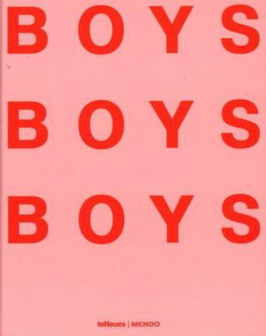 Boek cover Boys, Boys, Boys van ,Ghislain Pascal (Hardcover)