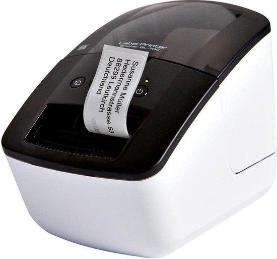 Brother QL-700 - LabelPrinter