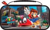 Bigben Nintendo Switch Case - Super Mario Odyssey - Zwart