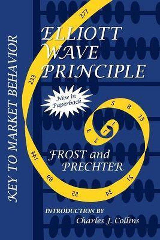 Boek cover Elliott Wave Principle van A. J. Frost (Paperback)