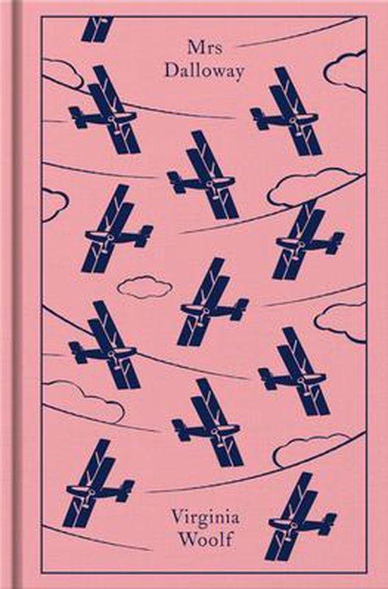Boek cover Mrs Dalloway van Virginia Woolf (Hardcover)