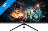 RAIDER WQHD UltraWide Pro Gaming Monitor - 100hz - 34 inch