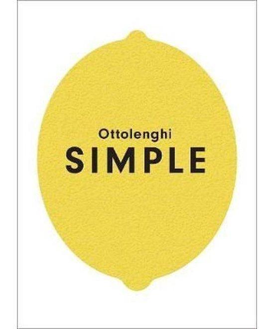 Boek cover Simple van Yotam Ottolenghi (Hardcover)