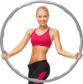 Fitness Hoelahoep - 1 KG - Ø 95 cm - Zwart - Sport Hoepel - Thuis - Sporten - Gym