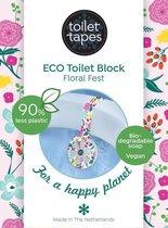 Toilet Tapes Floral Fest - voordeelverpakking- 14 stuks