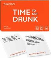 Allerion - Time To Get Drunk - Drankspel met 450 Verschillende kaarten - Kaartspel -Inclusief Opbergdoos