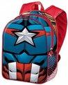 Captain America - rugzak - 3d 40cm - The Avengers