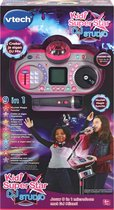 VTech Kidi SuperStar DJ Studio - Karaokeset - Interactief speelgoed