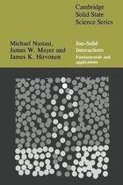 Boek cover Ion-Solid Interactions van Michael Nastasi