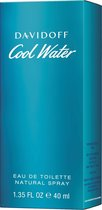 -Davidoff Cool Water 40 ml - Eau de Toilette - Herenparfum-aanbieding