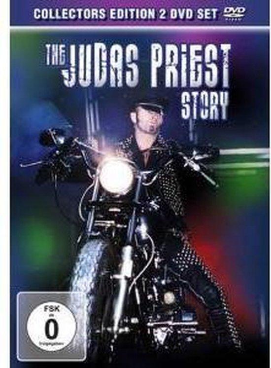 Cover van de film 'The Judas Priest Story'