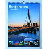Rotterdamse verjaardagskalender - Stad Rotterdam - Hotspots - Volwassenen - Kalender - Wandkalender - Wanddecoratie - A4