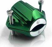 Waterontharder Magneet TRX-3000 Waterverzachter Waterleiding - groen - Lyoto - incl. mondkapje