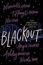 Omslag Blackout