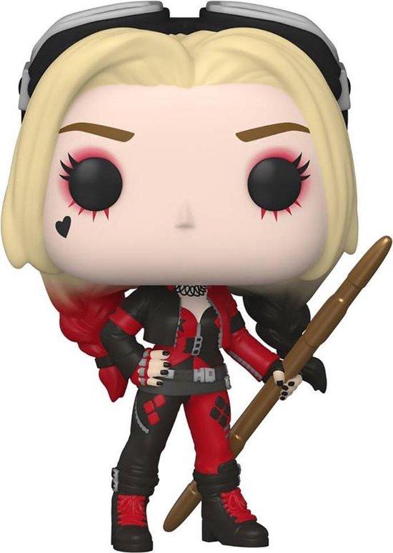 Harley Quinn (Bodysuit) - Funko Pop! Movies - The Suicide Squad