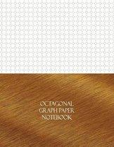 Octagonal Graph Paper Notebook