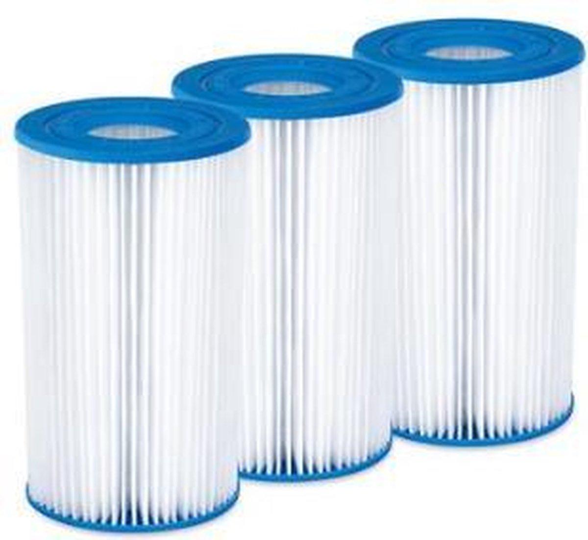 Summer Waves Filter Cartridge Type A/C 3 Stuks