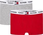 Tommy Hilfiger Onderbroek - Jongens - Rood - Grijs - Wit