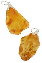 Edelsteenhanger Barnsteen Amber - 1St