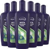 Bol.com-Andrélon Classic For Men Iedere Dag Shampoo - 6 x 300 ml - Voordeelverpakking-aanbieding