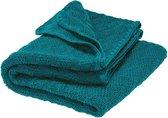 Disana babydeken wol - 100% zachte organische merinoswol - licht als een veder - gevoel van veiligheid en warmte - lekker warm in de winter en aangenaam koel in de zomer - kleur pacific