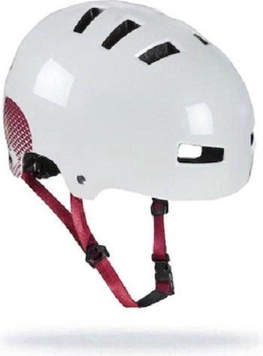 Limar Fietshelm- 360- Urban Skate- M - 52/59 cm - White