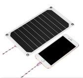 Solar Paneel - USB oplader - Kamperen